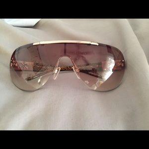 JUST CAVALLI sunglasses with case.